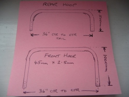 roll cage plan