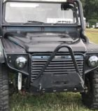 Landrover Defender roll cage front